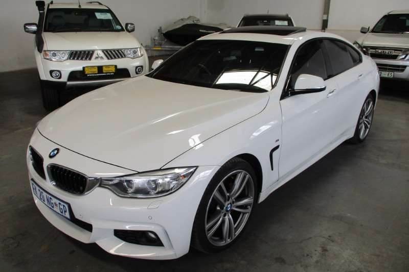 BMW 4 Series 420d coupe M Sport 2016