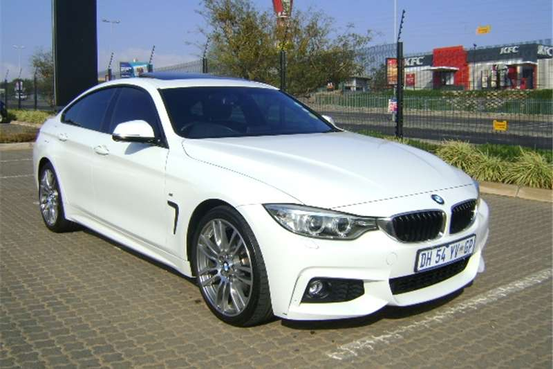 2014 Bmw 4 Series 420d Gran Coupe M Sport Auto Cars For Sale In Gauteng R 399 900 On Auto Mart