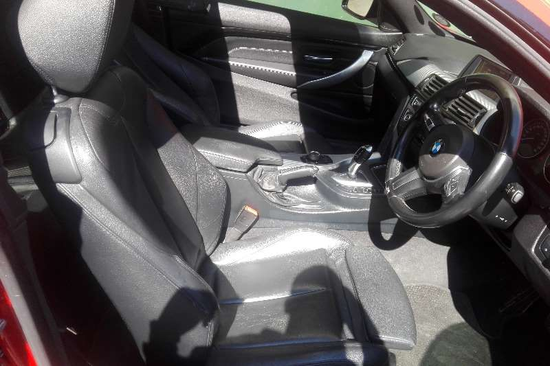 BMW 4 Series 420i convertible M Sport auto 2013