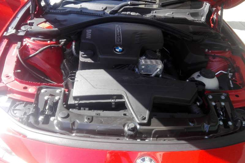 BMW 4 Series 420i convertible M Sport auto 2013