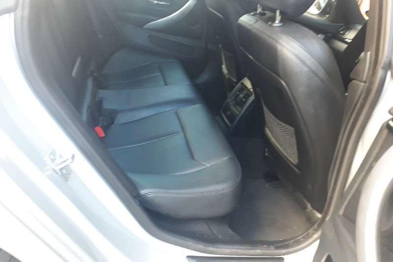 BMW 4 Series 420i coupe Luxury Line auto 2015