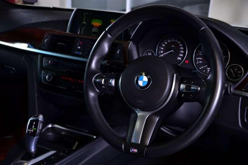 BMW 4 Series 428i coupe M Sport auto 2013
