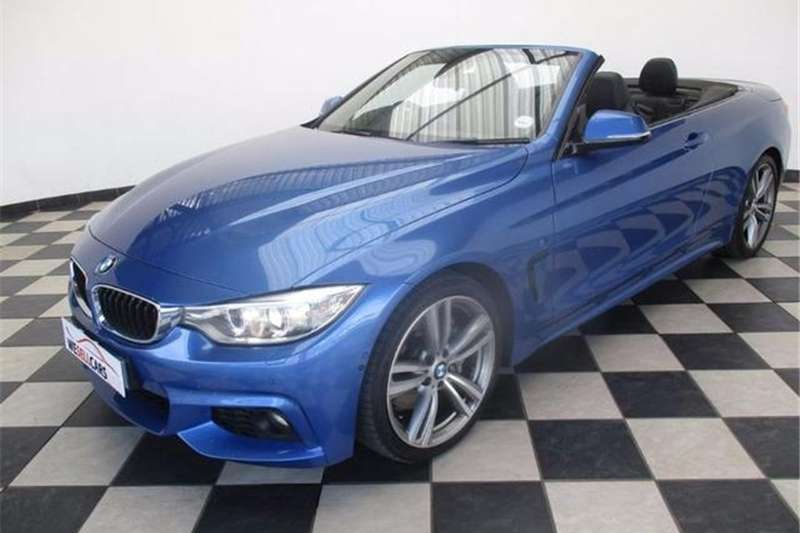 BMW 4 Series 435i convertible Modern 2014