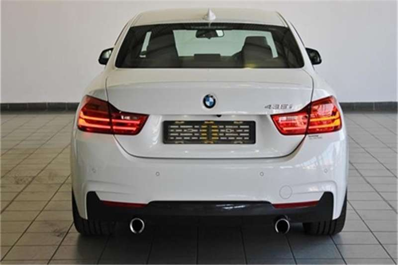 BMW 4 Series 435i coupe 2014