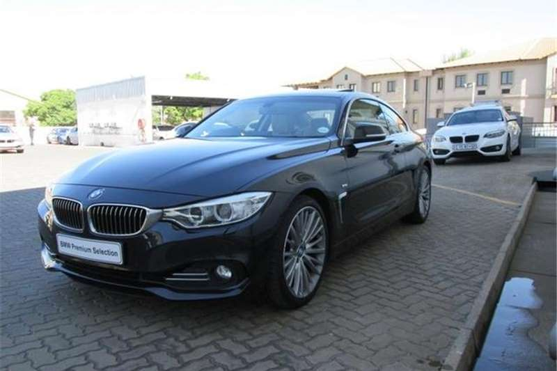 BMW 4 Series 435i coupe Luxury 2013