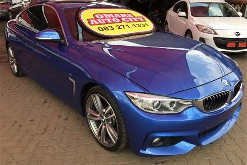 BMW 4 Series 435i Coupe M Sport 2015
