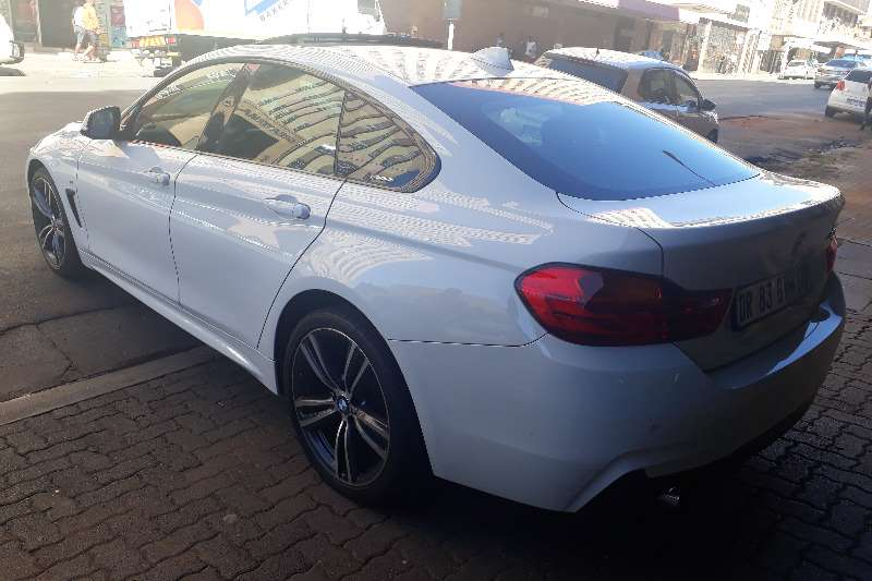 2015 BMW 4 Series 420d coupe Luxury auto