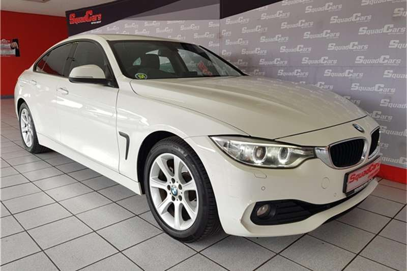 2014 BMW 4 Series 420i Gran Coupe auto