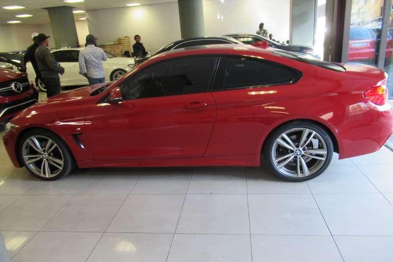 2013 BMW 4 Series 420i coupe Sport Line auto