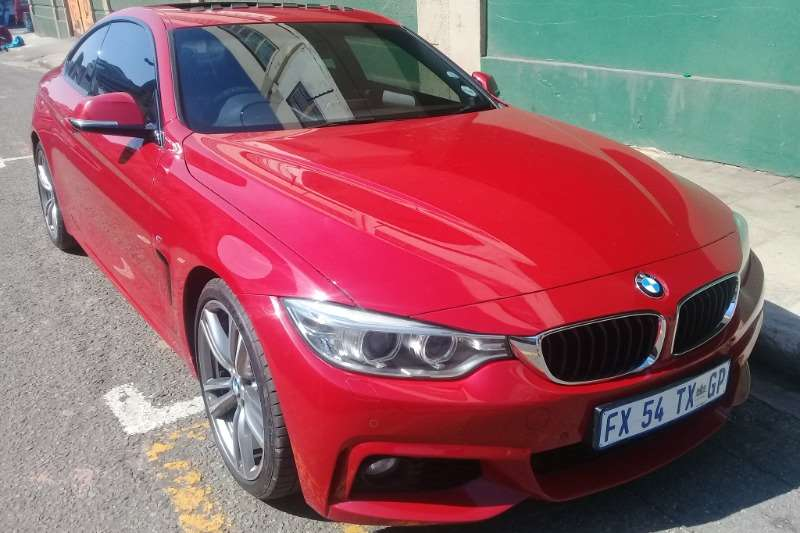 2013 BMW 4 Series 420i coupe auto