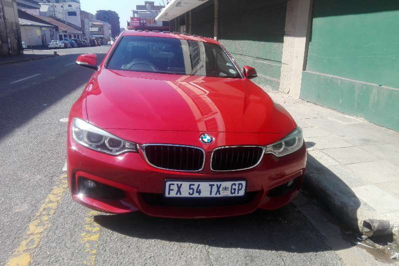 2013 BMW 4 Series 420i convertible M Sport auto