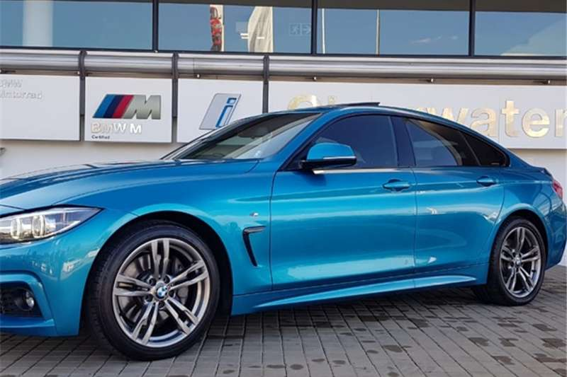 2018 BMW 4 Series 440i Gran Coupe M Sport