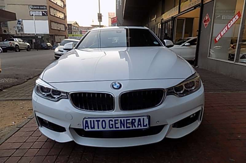 2014 BMW 4 Series 420i coupe auto