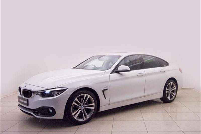 2018 BMW 4 Series 420d Gran Coupe auto