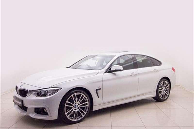 2016 BMW 4 Series 420d Gran Coupe M Sport auto