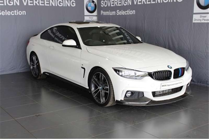 2018 BMW 4 Series 420d coupe M Sport auto