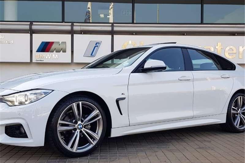 2014 BMW 4 Series 420i Gran Coupe M Sport auto