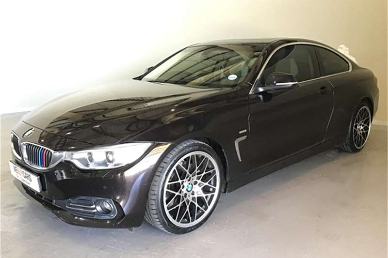 2013 BMW 4 Series 428i coupe Luxury auto