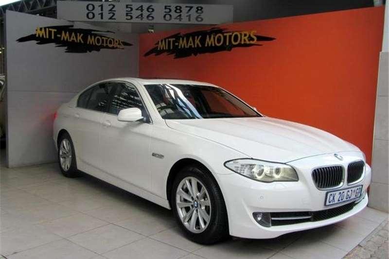 BMW 5 Series 520d 2011