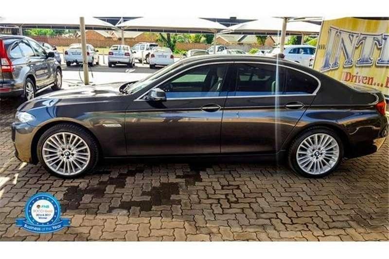 BMW 5 Series 520d 2015