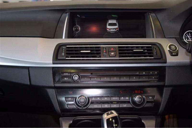 BMW 5 Series 520d 2016
