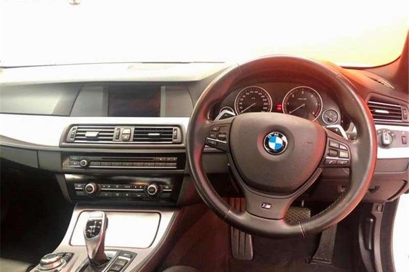 BMW 5 Series 520d M Sport 2012