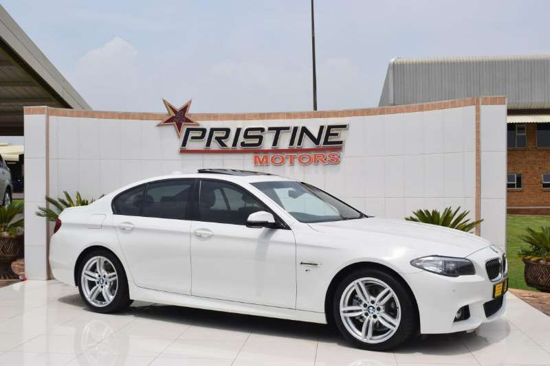 2016 bmw 5 series 520d m sport auto cars for sale in gauteng r 359 950 on auto mart. Black Bedroom Furniture Sets. Home Design Ideas