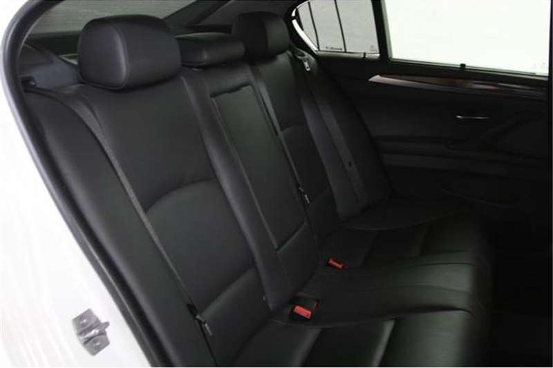 BMW 5 Series 520d steptronic 2016