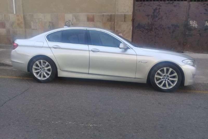 BMW 5 Series 520i 2012