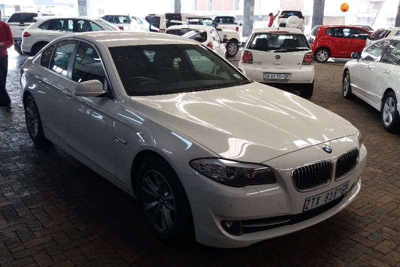 2010 Bmw 5 Series 523i Individual Steptronic Cars For Sale In