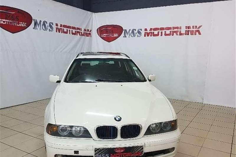 BMW 5 Series 525I TOURING (E39) 2001