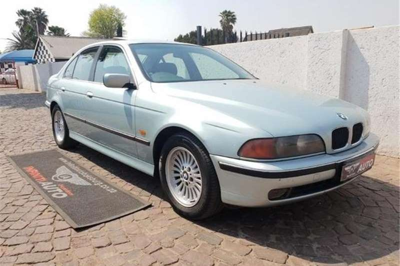 BMW 5 Series 528i Exclusive 1999