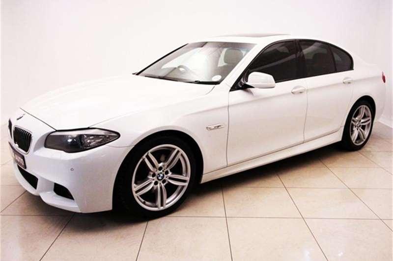 BMW 5 Series 528i M Sport 2012