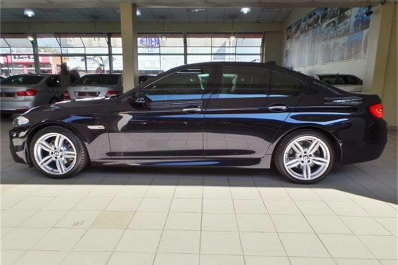 BMW 5 Series 528i M Sport 2013
