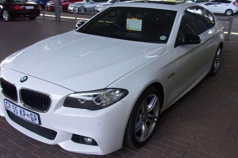 BMW 5 Series 528i M Sport A/T (F10) 2014