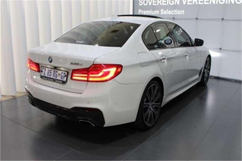 BMW 5 Series 530d 2017