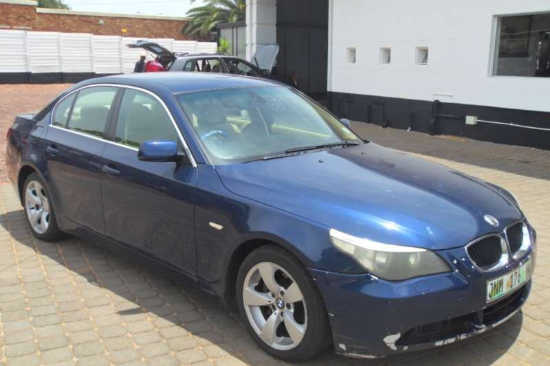2004 BMW 5 Series 530d A/T Cars for sale in Gauteng   R 66 900 on ...