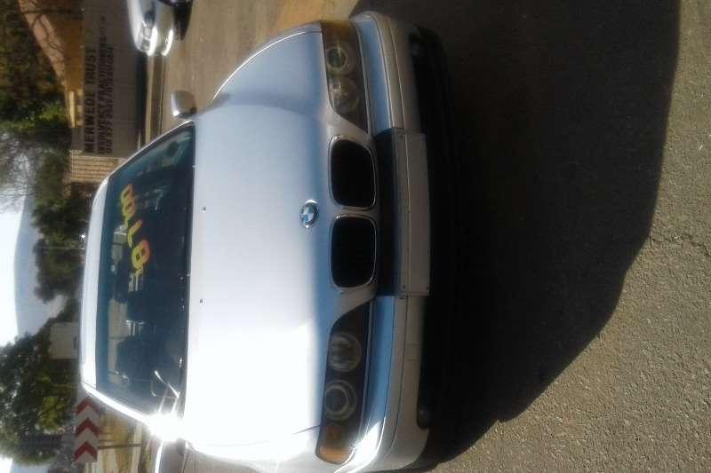 BMW 5 Series 530d Individual 2002