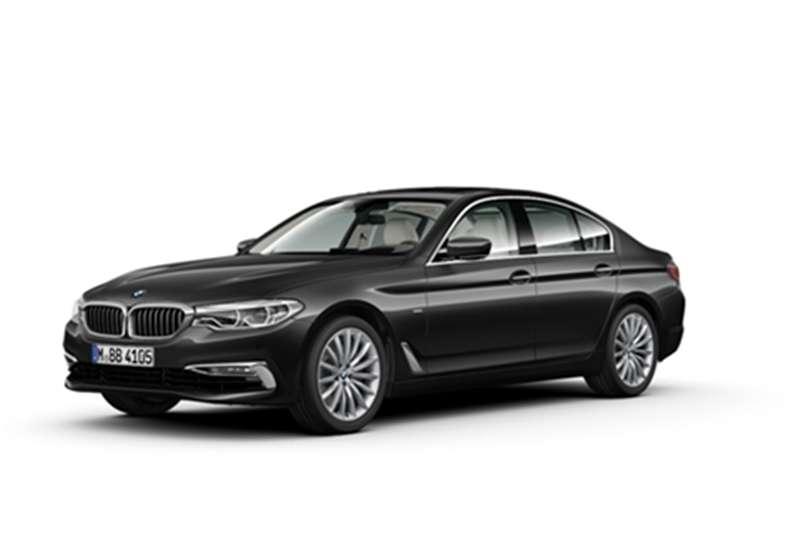 BMW 5 Series 530d Luxury Line 2017