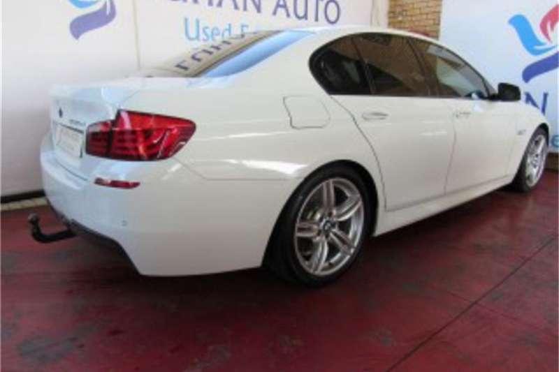 BMW 5 Series 530d M Sport 2013