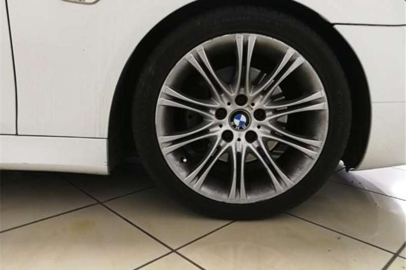 BMW 5 Series 530d steptronic 2008