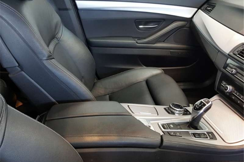 BMW 5 Series 535d 2013