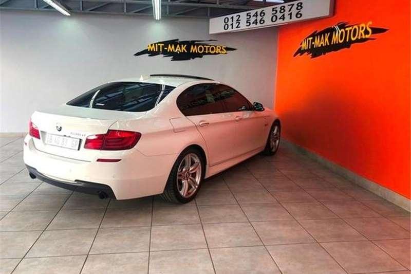 BMW 5 Series 535d M Sport 2013