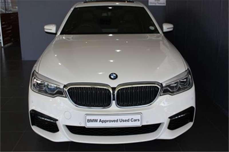 BMW 5 Series 540i M Sport 2018