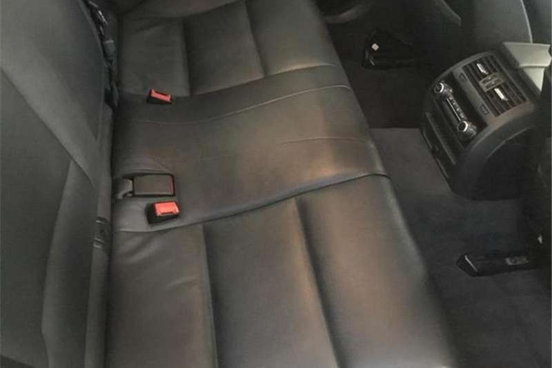 BMW 5 Series 550i Exclusive 2010