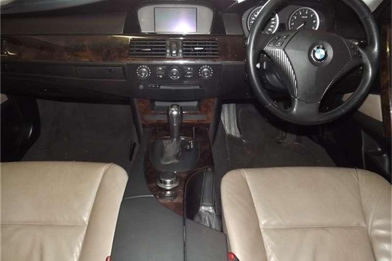 BMW 5 Series A/T (E60) 2006