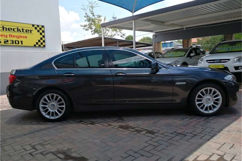 BMW 5 Series A/T EXLUSIVE (F10) 2010