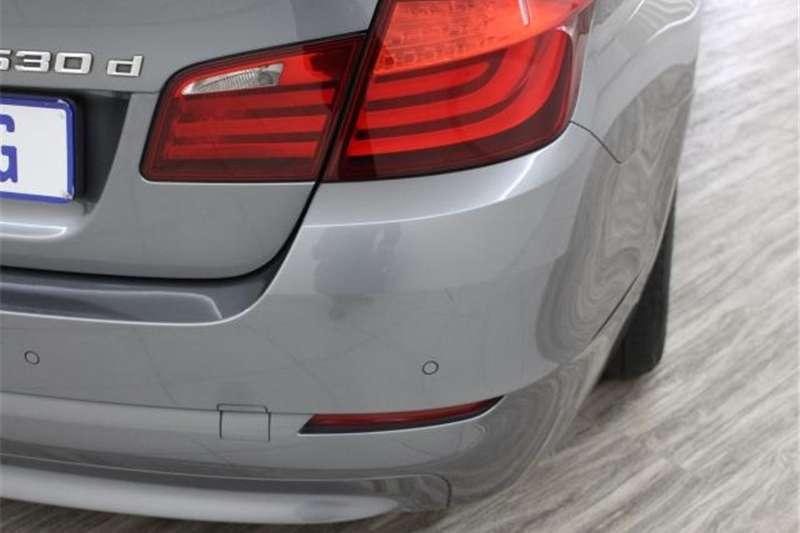 BMW 5 Series A/T (F10) 2010