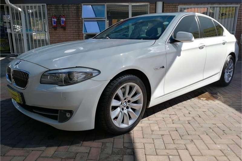 BMW 5 Series A/T (F10) 2011
