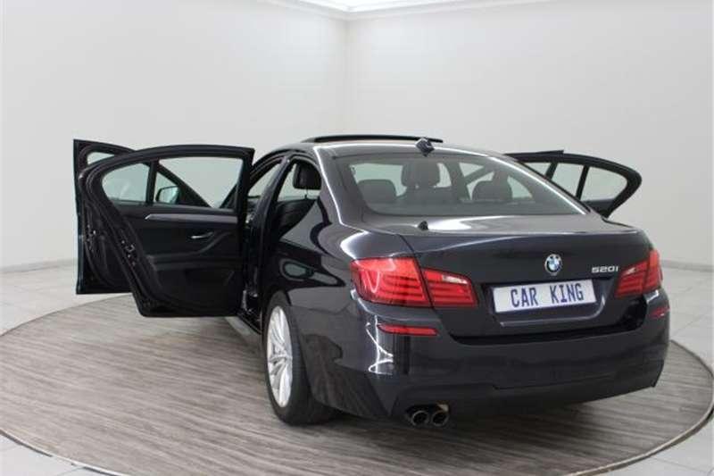 BMW 5 Series A/T M SPORT (F10) 2012